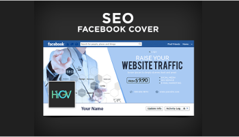 SEO Facebook Cover
