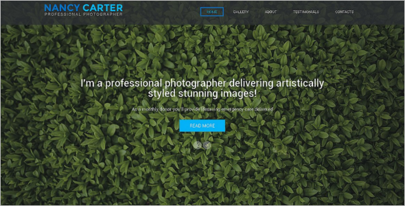 SEO HTML Bootstrap Template