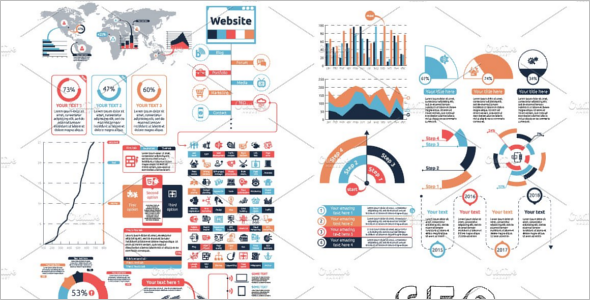 SEO Infographic HTML Template