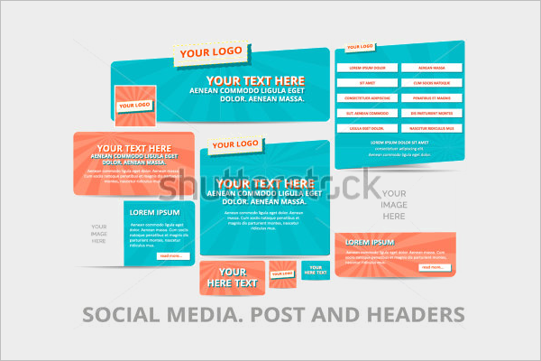 SEO Social Medi Design Template