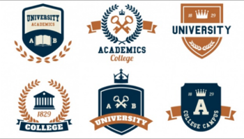 School Badges Designs