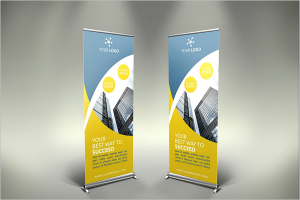 Signage Banner Template