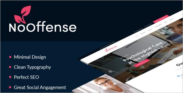 Simple BuddyPress Business Theme