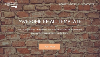 Stunning Multipurpose Email Template