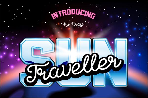 Sun Travel Logo Design