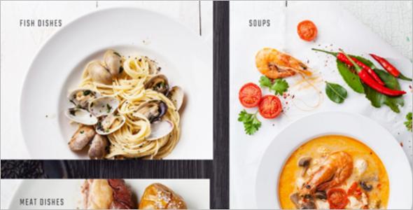 Tasty Food WordPress Theme