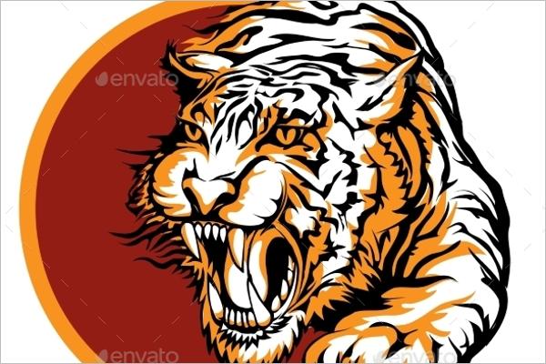 Tiger Symbol Design