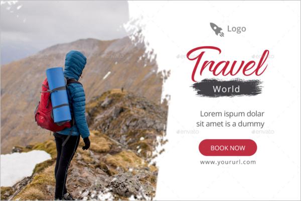 Travel Business Banner Design