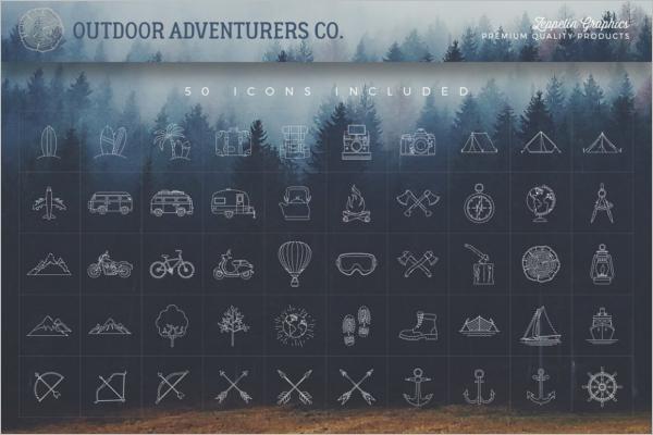 Travel Logo Inspiration Design