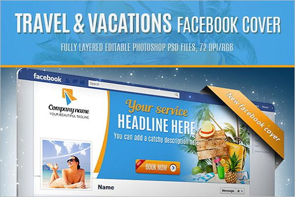 Travel Vaccation Facebook Cover
