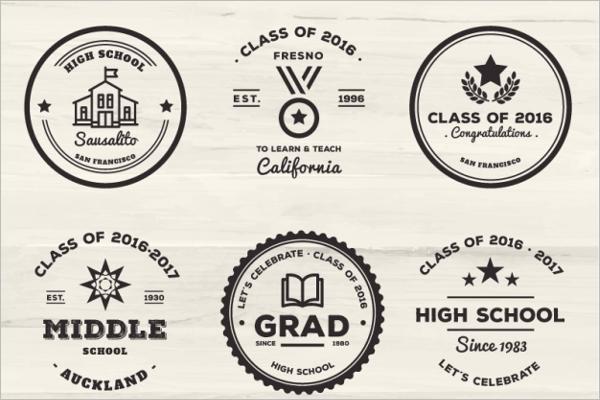 University Vintage Label Collection
