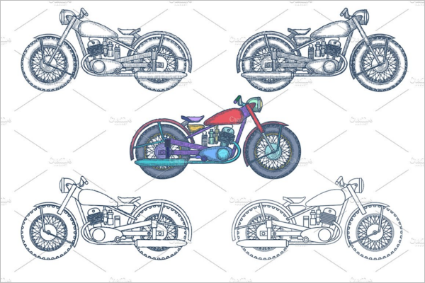 Motor Vehicle Logo Design