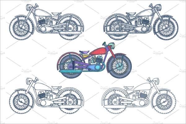 Motor Vehicle Logo Design