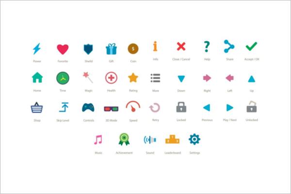Video Play Button Design