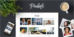 WordPress Gallery Theme for Photographers