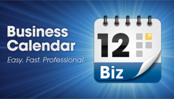 business calendar templates