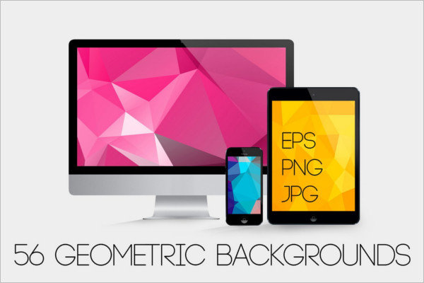 Abstract Vector Art Background