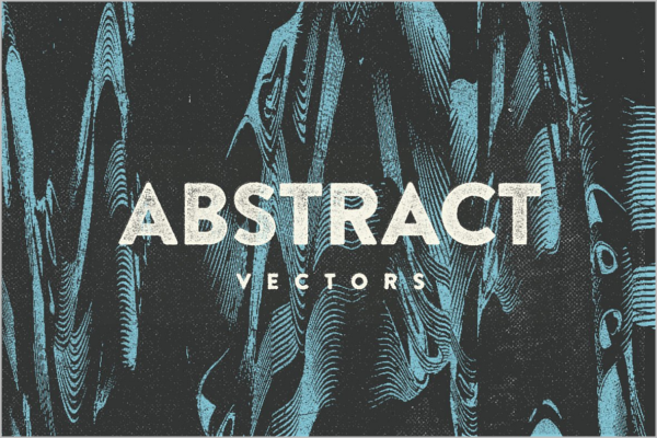 Abstract Vector Set Background