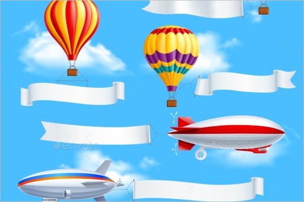 Advertising Fabric Banner Design