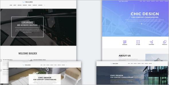 Architecture Agency WordPress Theme