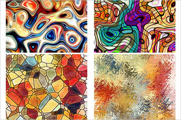 Art Paint Background Design