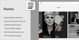 Awesome WordPress Blog Theme