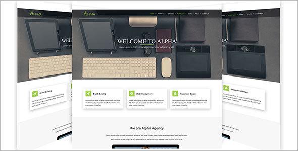 Best Agency HTML5 Template