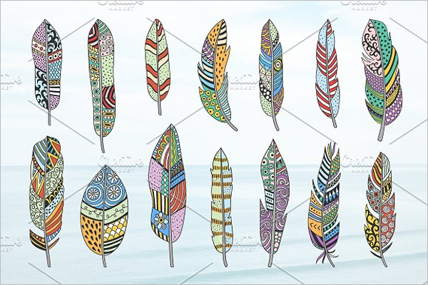 Best Feather collection Design