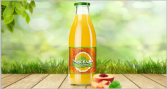 43+ Juice Bottle Mockup PSD Templates