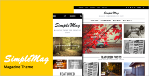 Best Magazine Drupal 8 Theme