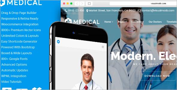 Best Medical WordPress Theme