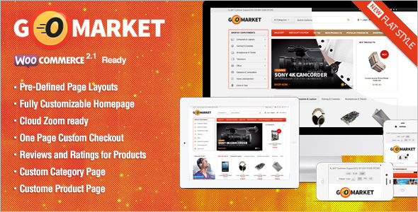 Best Woocommerce Supermarket Theme