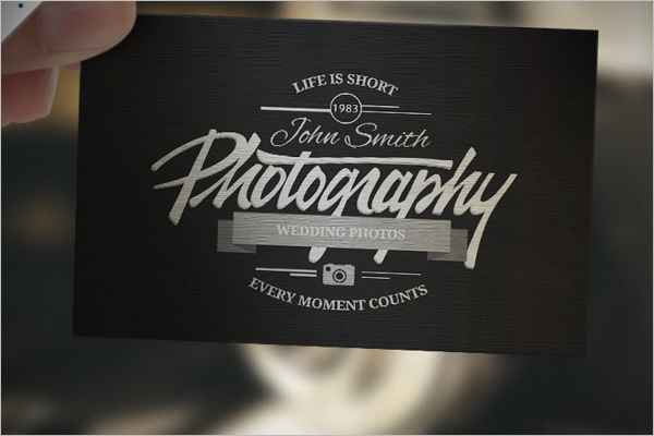 Business Card Mockup Design Free