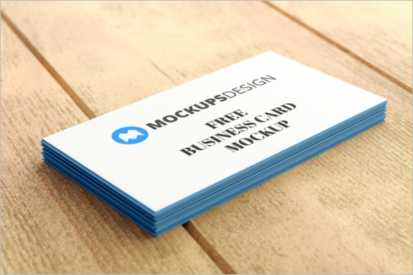 Business Card Mockup PSD Design Download