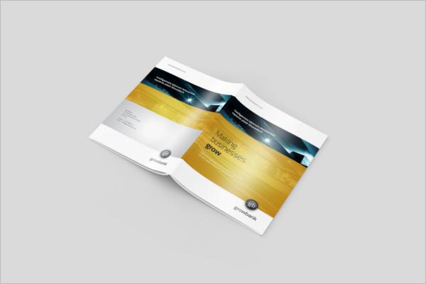 BusinessMagazine Mockup Template