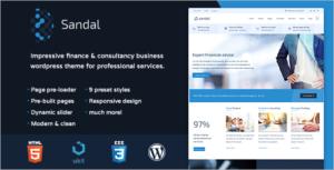Business Portfolio WordPress Theme