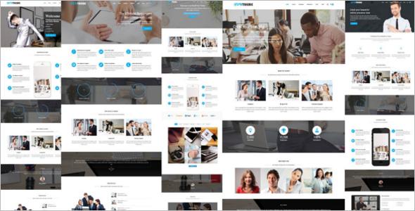 Business Start Up WordPress Theme