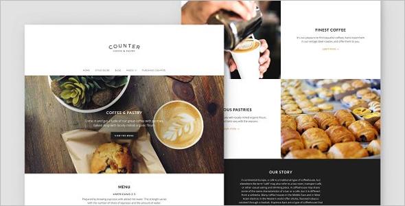 Cake Business WordPress Theme