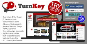 Car Dealership Business WordPress Theme