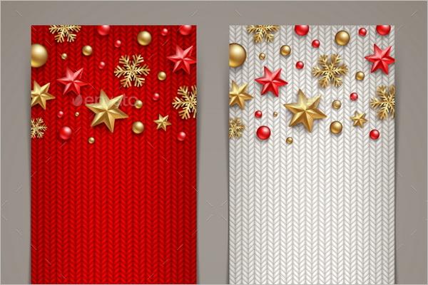 ChristmasFabric Banner Template