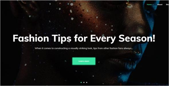 Clean WordPress Blog Theme