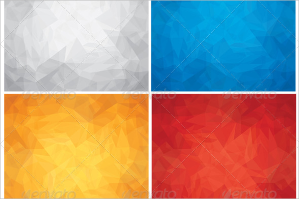 Colorful Grid Background Design