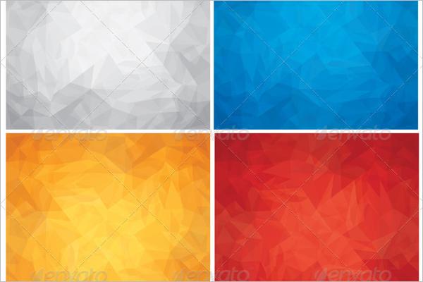 Colorful Grid Background Design