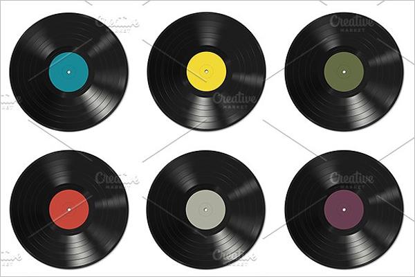 Colourful Vinyl Banner Design
