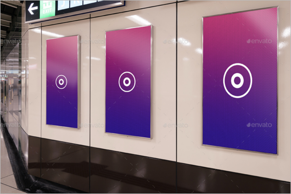 CommercialAdvertising Mockup Template