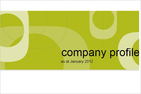 30 Company Profile Templates Free Word PDF PSD Formats – Company Profile Template Word Format