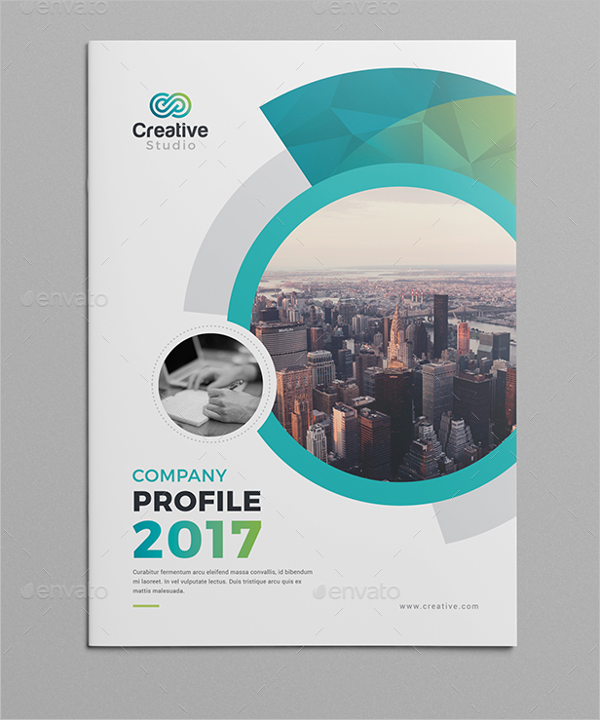 Company Profile Template  Company Profile Templates Word