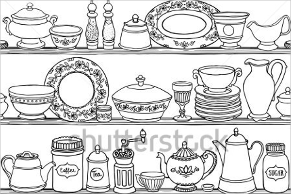 Cooking Vector Free Design