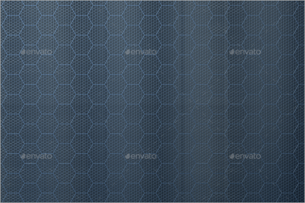 Cool Hexagon Background