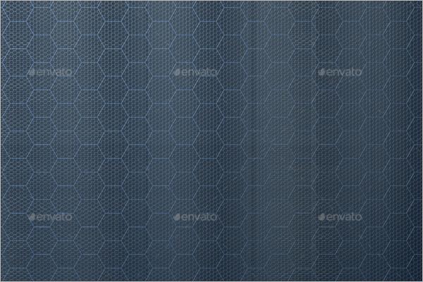 Cool Hexagon Background